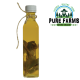 Pure Farms Olive Oil Mixed with Basil 330 ml